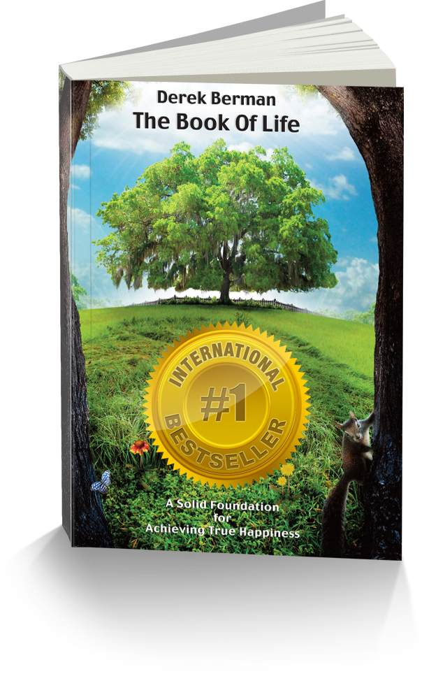 The Book of Life Cover-3D Best Seller